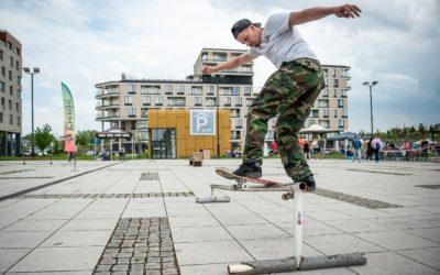 Základní kurz skateboardingu- první lekce ZDARMA